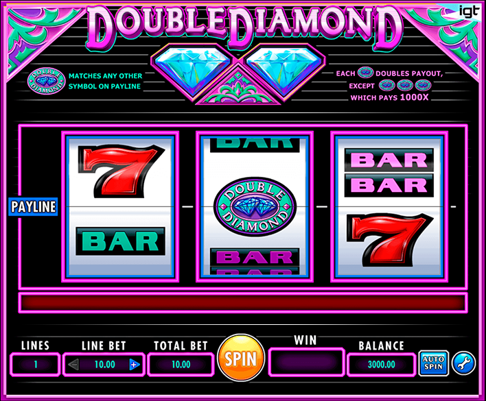 Slots Double Diamond